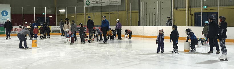 Learn to Skate - Dieppe, Moncton, Riverview